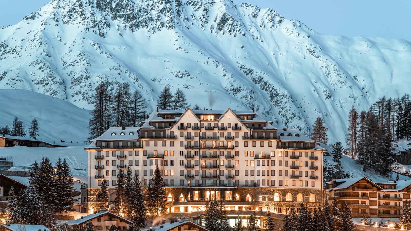 Max Herzog wird neuer Culinary Director im Carlton Hotel St. Moritz