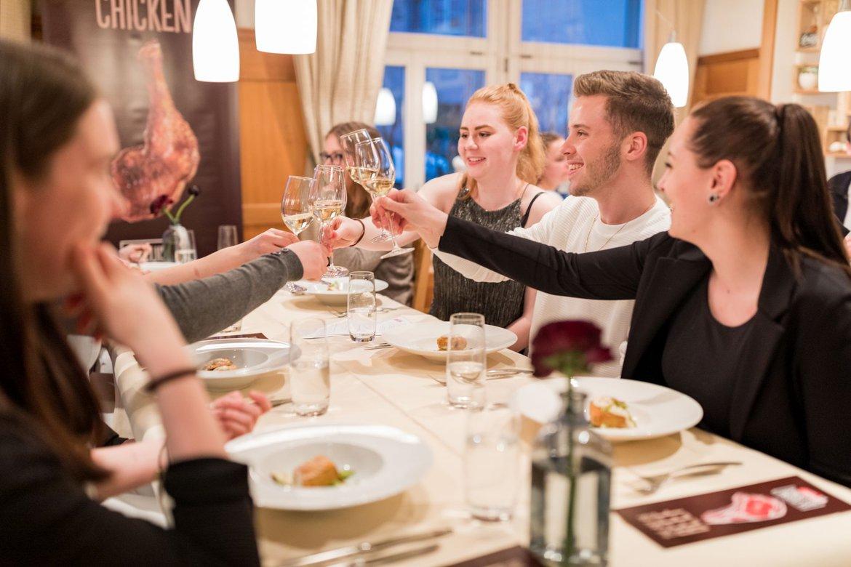 Winner Dinner von Schweizer Fleisch
