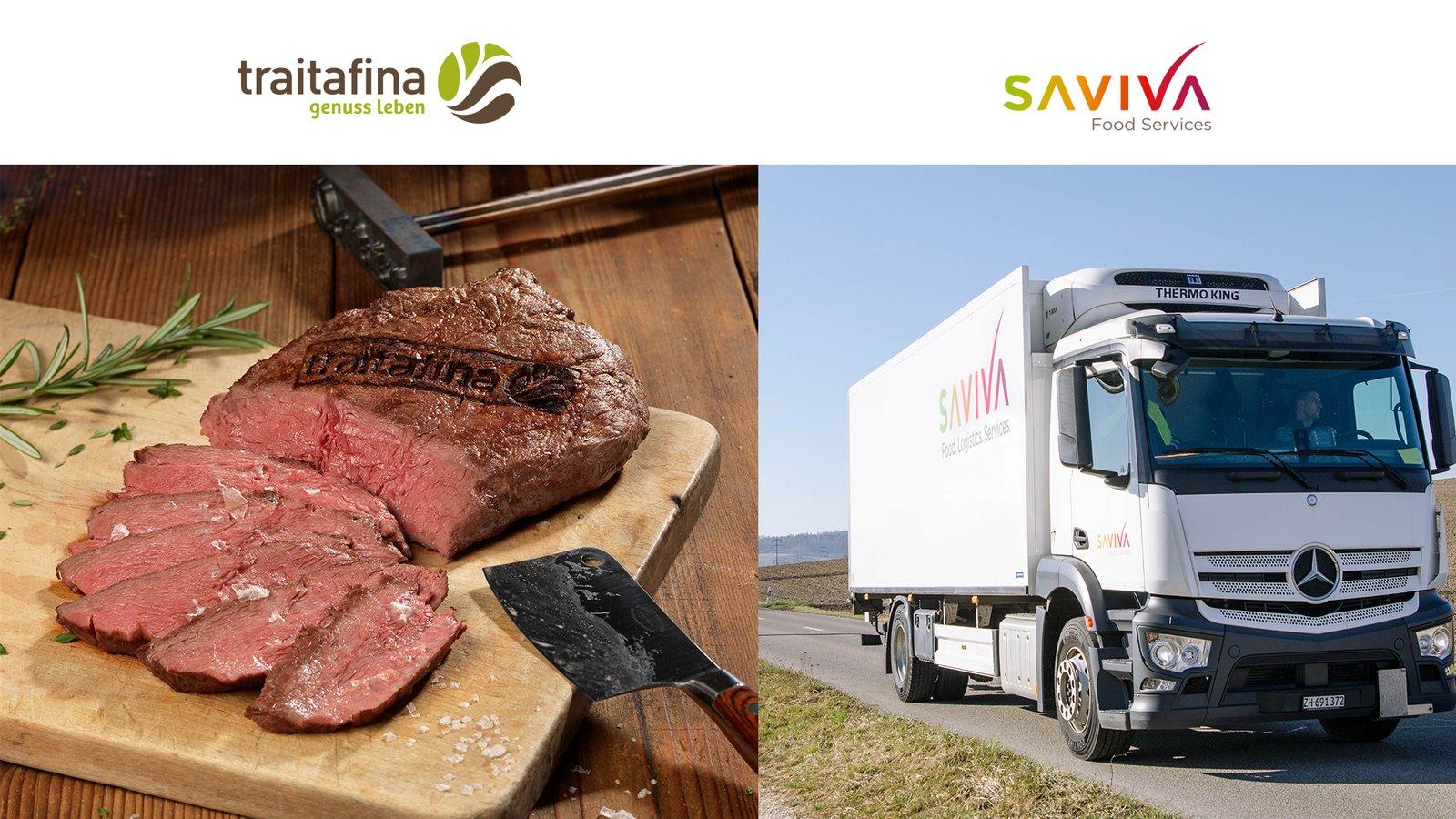 Saviva und Traitafina ab sofort gemeinsam für die Kunden unterwegs